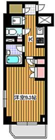 プライムコート成増3階Fの間取り画像