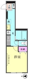 ハーツ大森 103号室