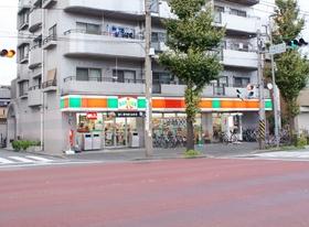 サンクス川崎大島店
