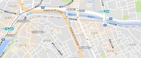 ゴールドシティ水道橋案内図
