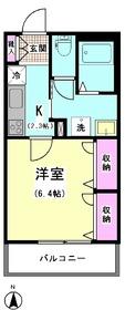 ジュネス山王 203号室