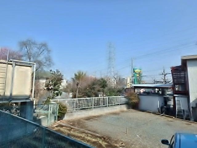 ガーデンピア桜ヶ丘景色