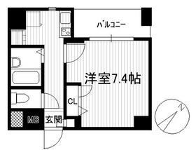 ブロッサムコート文京3階Fの間取り画像