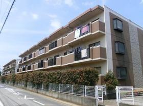 パークヒル飯山満1・2・3連棟建ての鉄筋コンクリート造マンションです