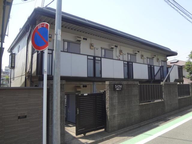横浜駅 徒歩15分外観