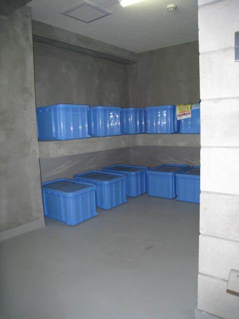 スカイコート板橋参番館共用設備