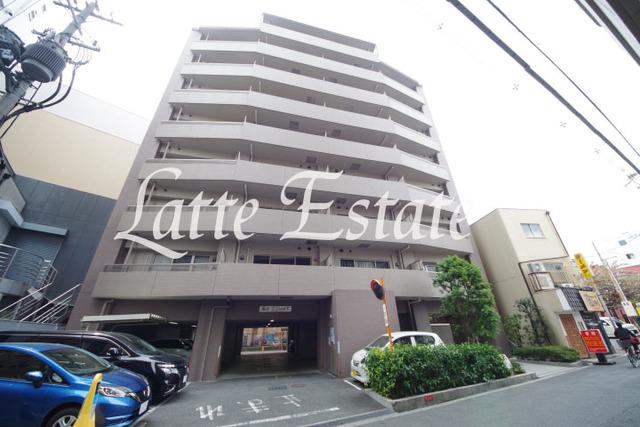 大阪市都島区東野田町5丁目の賃貸マンションの外観