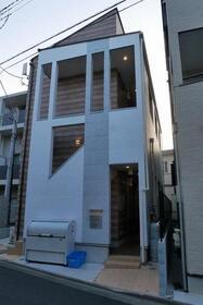 ティアラ新川崎の外観画像
