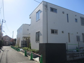 上野毛駅 徒歩15分の外観画像