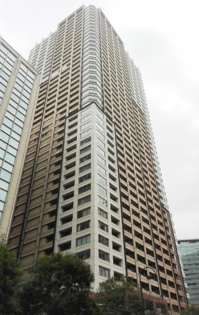 パークタワーグランスカイの外観画像