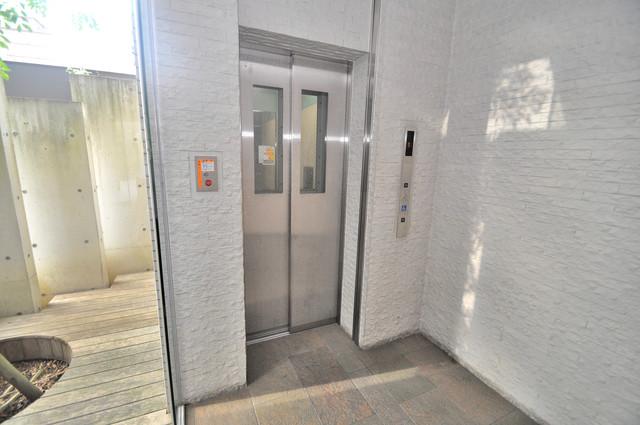 Ambition(アンビション) エレベーター付き。これで重たい荷物があっても安心ですね。