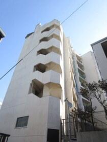 津田沼サニーマンションの外観画像