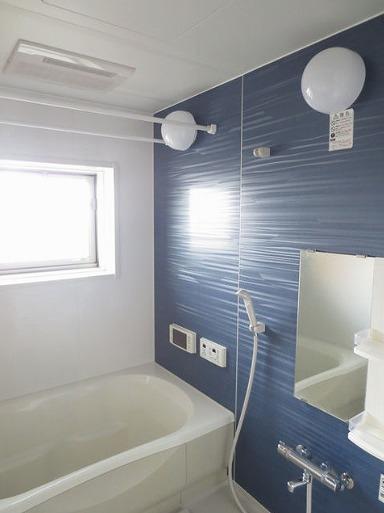 追い炊き・浴室暖房乾燥・浴室TV付きのバスルーム♪
