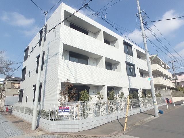 レディアント桜新町外観