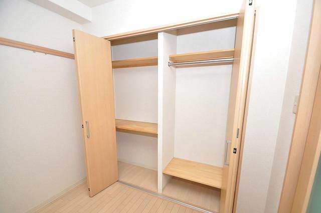 エスポワール永和 コンパクトながら収納スペースもちゃんとありますよ。