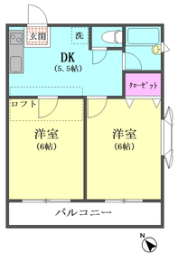 アーバン21 206号室