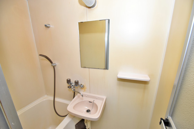 SG第2グローバルハイツ 小さいですが洗面台ありますよ