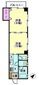 フォーラム雪谷 403号室
