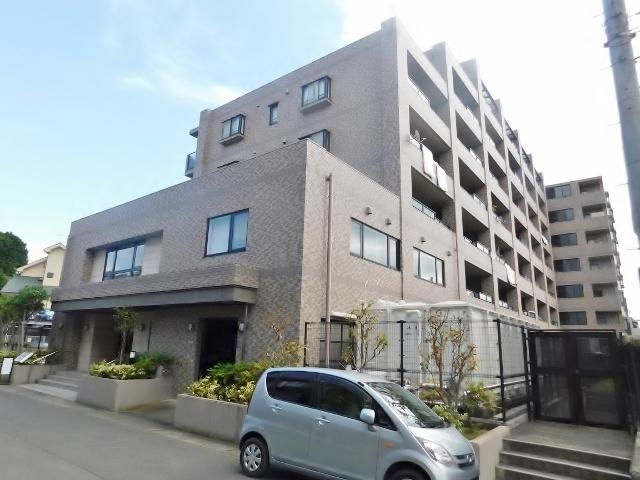 レクセルマンション愛甲石田第2の外観画像
