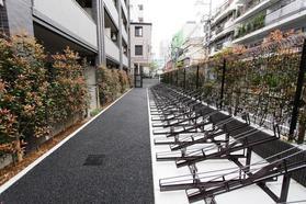 スカイコートヒルズ北新宿共用設備