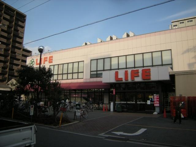 ライフ歌島店