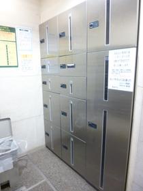 スカイコート新高円寺共用設備