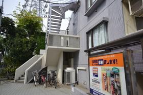 梅ヶ丘駅 徒歩10分エントランス