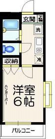 シャトーアリオン3階Fの間取り画像