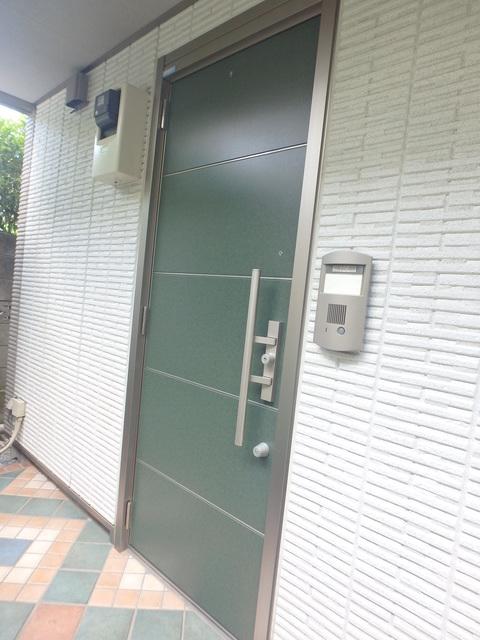 CORPO YAKAⅡ玄関