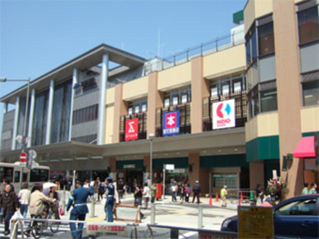 クリオ高幡不動産駅前[周辺施設]ショッピングセンター