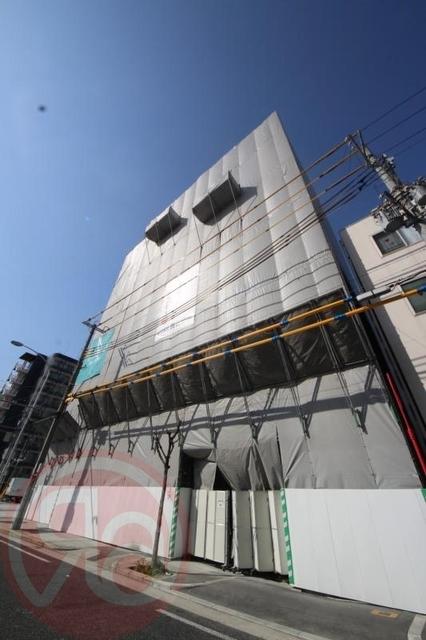 大阪市浪速区立葉1丁目の賃貸マンションの外観