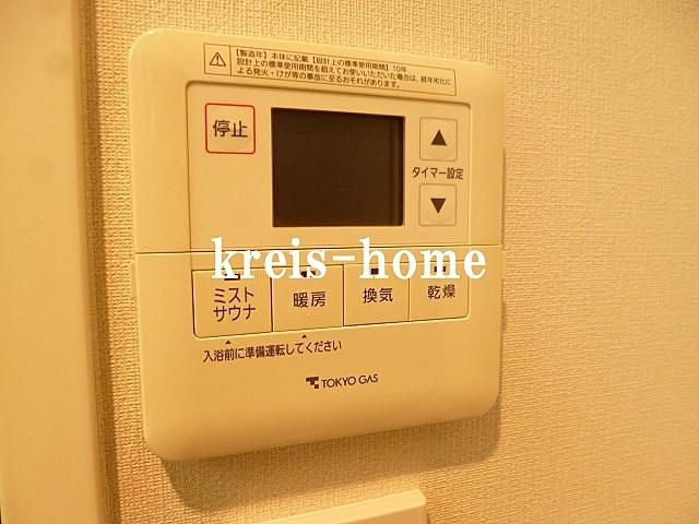GREEN PARK千代田淡路町設備