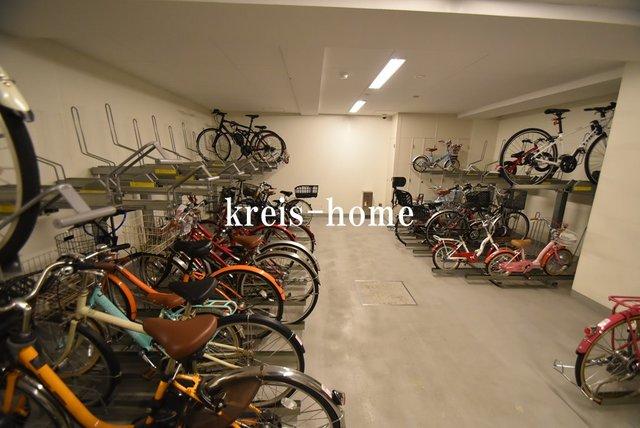 パークハウス小石川駐車場