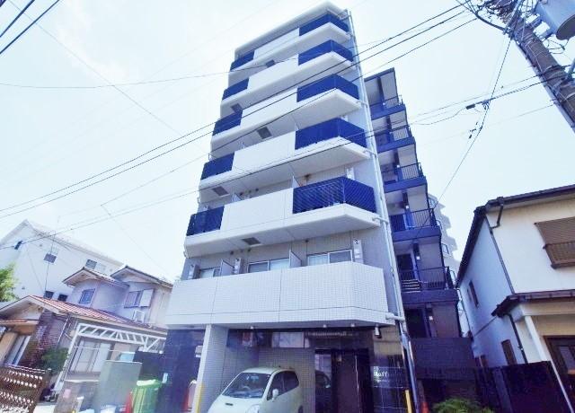ラフィスタ横浜吉野町の外観外観