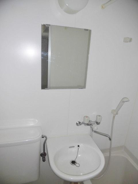 アトリウムビル洗面所