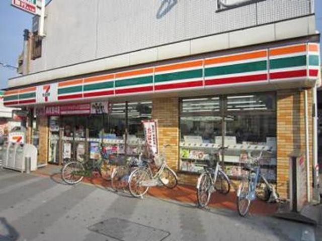 セブンイレブン大阪東加賀屋1丁目店