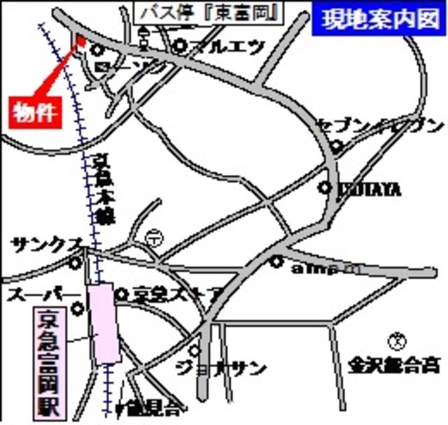 Aster アステル案内図