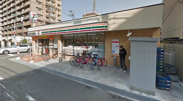 長栄寺第5コープ セブンイレブン東大阪長栄寺店