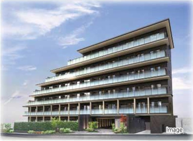ハーモニーレジデンス新宿御苑 THE EASTの外観画像