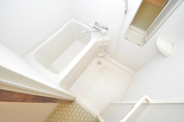アップウエスト神路 広めのお風呂は一日の疲れを癒してくれます。