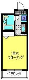 高田駅 徒歩35分1階Fの間取り画像