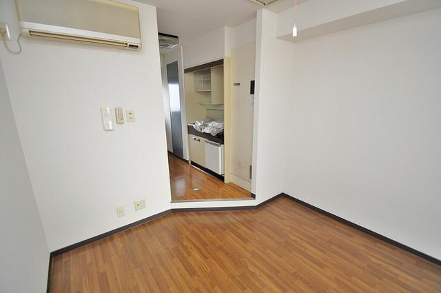 清洲プラザ高井田 解放感がある素敵なお部屋です。