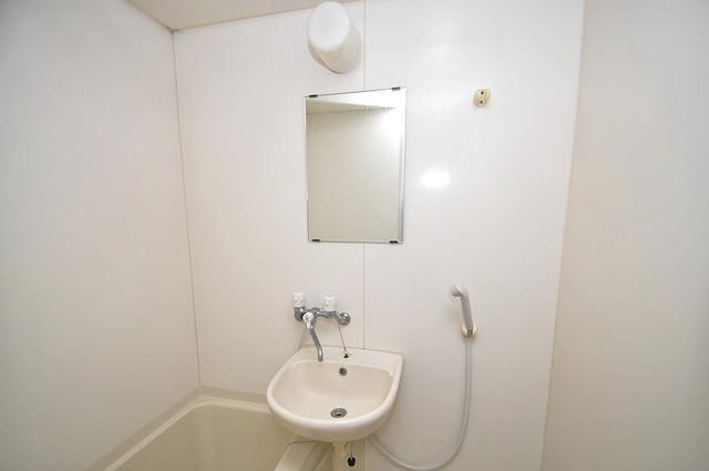 新深江ツリガミビルパートⅠ 小さいですが洗面台ありますよ
