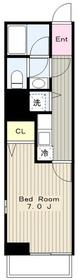 瀬谷駅 徒歩25分3階Fの間取り画像