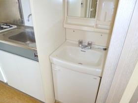 独立洗面台は人気の設備です!