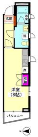 スカイクレール 202号室