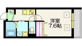 Cielo明原 シエロアケハラ2階Fの間取り画像