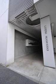ラグゼナ東高円寺エントランス