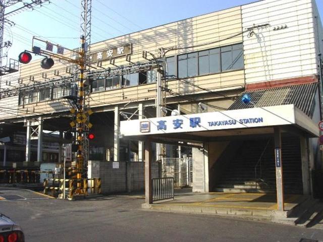高安駅(近鉄 大阪線)