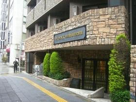 トーシンフェニックス神田岩本町壱番館エントランス